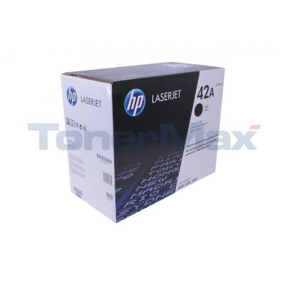 HP LASERJET 4250 4350 PRINT CARTRIDGE BLACK 10K